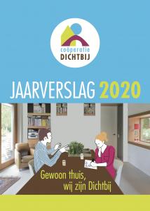Jaarverslag 2020 Coöperatie Dichtbij